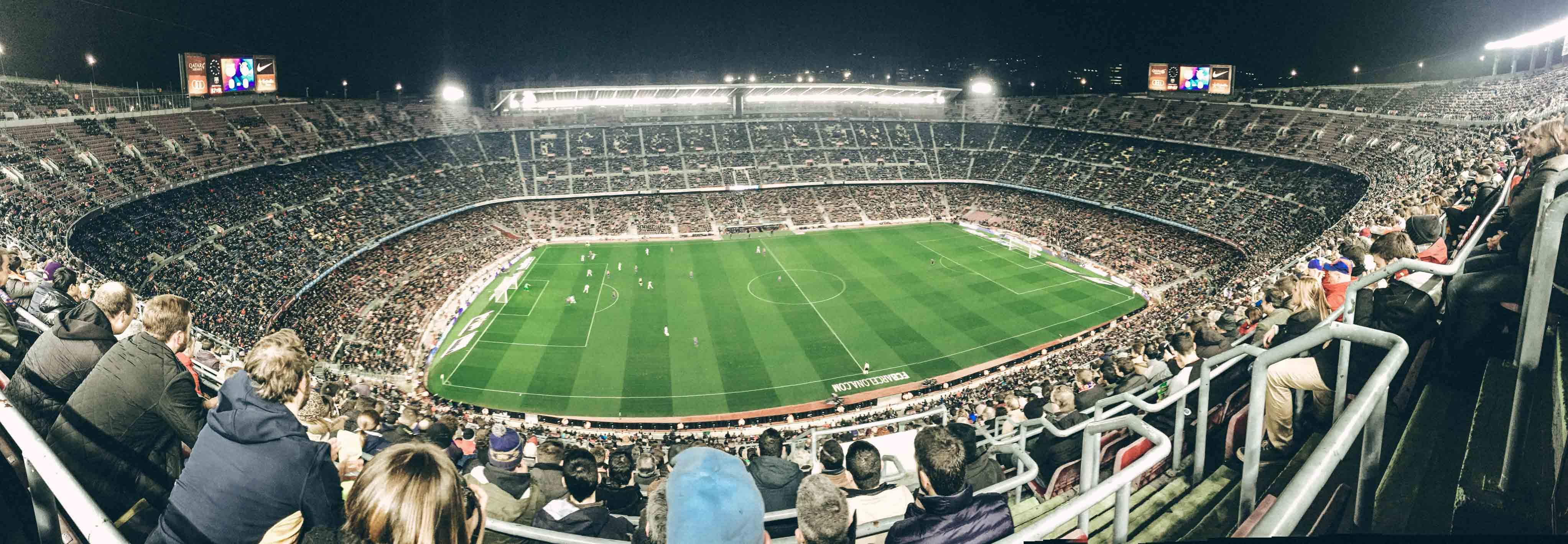 Fc Barcelona -  Real Sosiedad