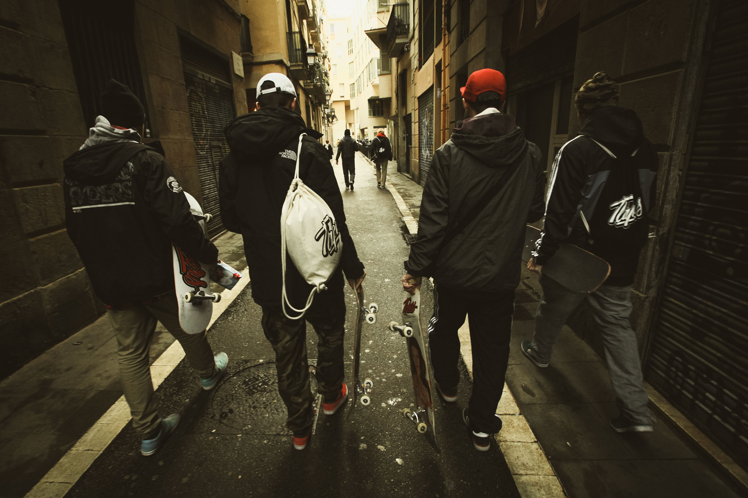 Streetlife with Tlakers